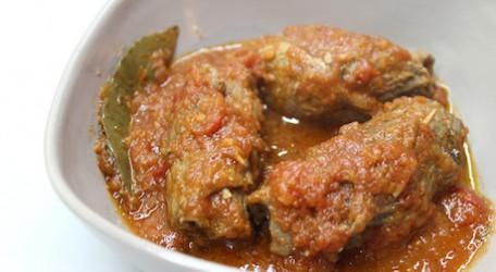 Misanplas rollitos de carne rellenos - Salsa para relleno de carne ...