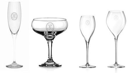 Misanplas los diferentes tipos de copa para servir el for Copas para champagne